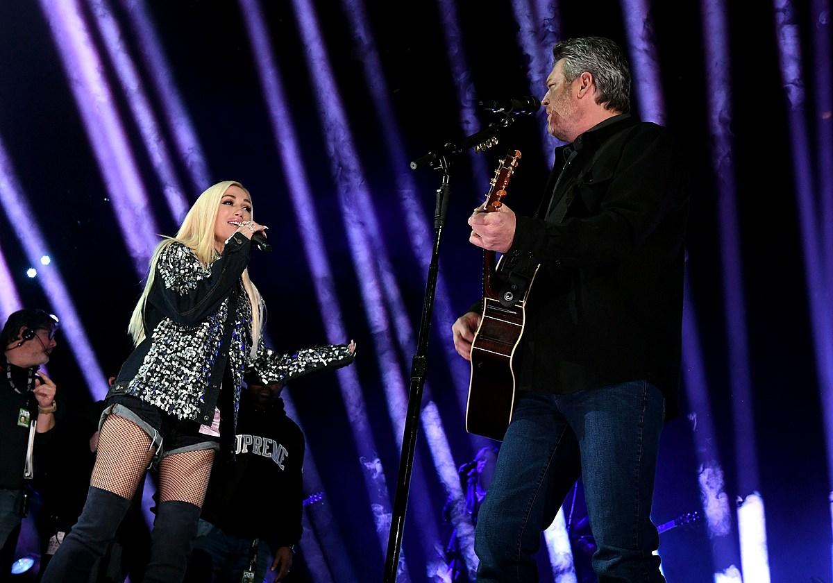 2020 Grammy Awards: See Blake Shelton, Gwen Stefani + More at Rehearsals