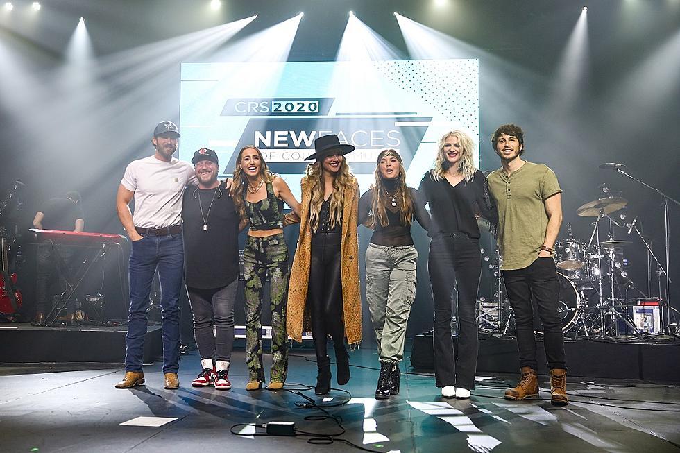 nuovo stile buona vendita stile di moda Ingrid Andress Steals the Show at CRS 2020 New Faces Show