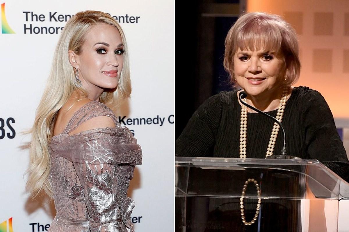 Carrie Underwood's Love for Linda Ronstadt Runs Deep