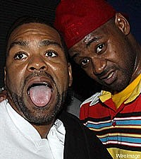 Raekwon and Ghostface Killah