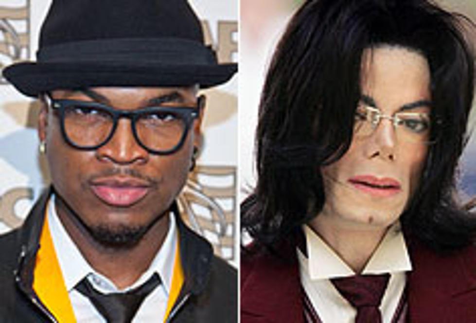 Ne-Yo Refuses to Sell Michael Jackson Songs He Penned