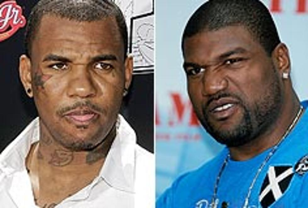 Game And Rampage Jackson Beef Over New A Team Role