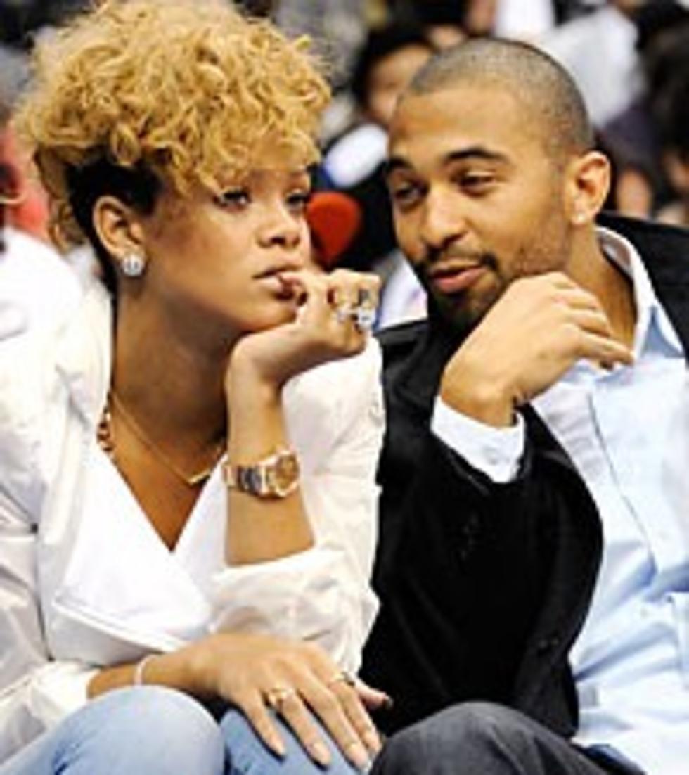 Rihanna and matt kemp