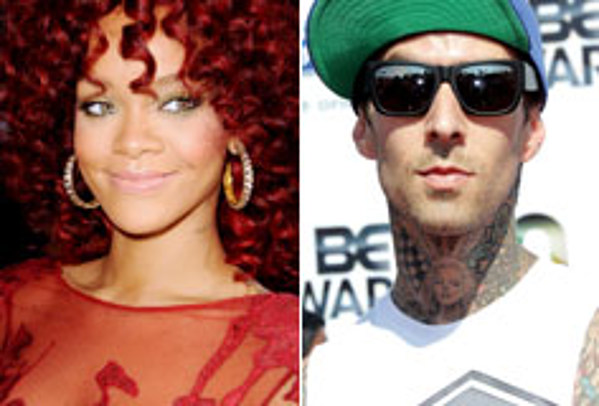 Is rihanna dating travis barker again. Dating for one night.