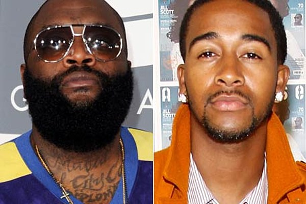 Rick Ross Maybach Music Omarion Is Newest Signee Rapper