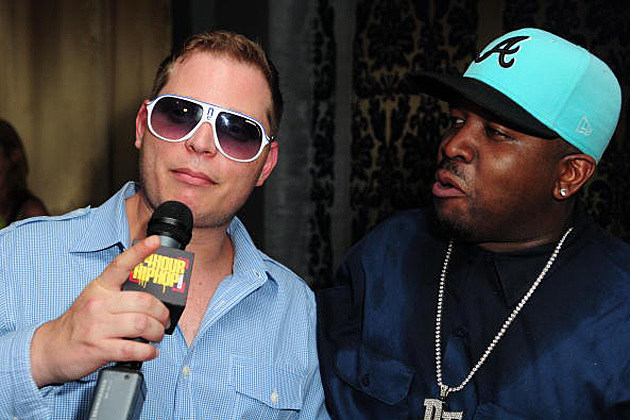 Scott Storch Arrested for Cocaine Possession at Las Vegas Hotel