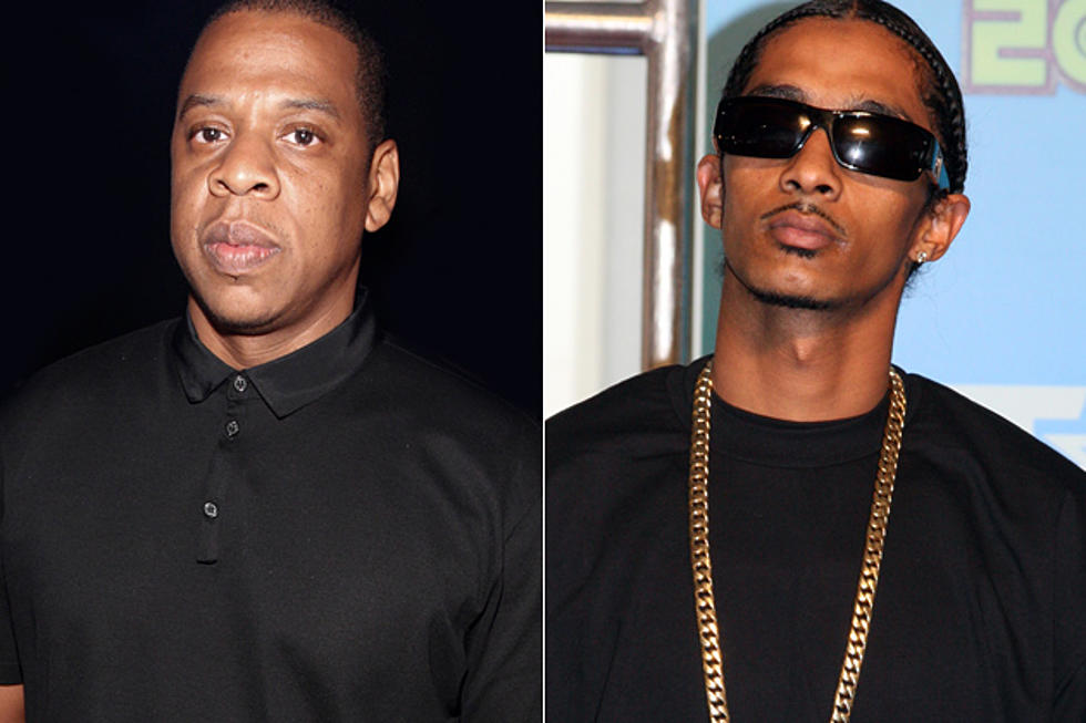 Jay Z Buys 100 Copies of Nipsey Hussle's $100 Album