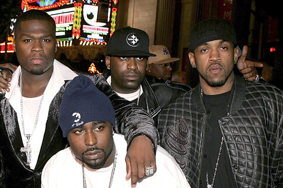 To g-unit records artists signed Complex