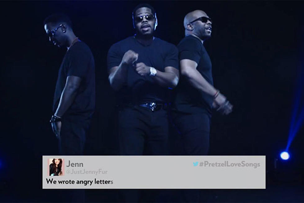 Boyz II Men Sing About Love for Buns in Wendy's Ad