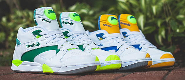 Reebok Court Victory Pump 'Michael Chang Collection'