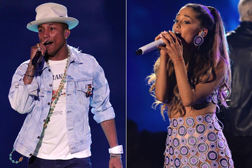 d5f858a35 Pharrell, Ariana Grande Tapped to Kick Off NFL's 95th Season