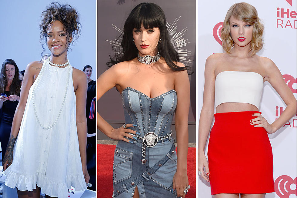 Are Rihanna And Katy Perry Planning To Embarrass Taylor Swift At 2014 Mtv Emas