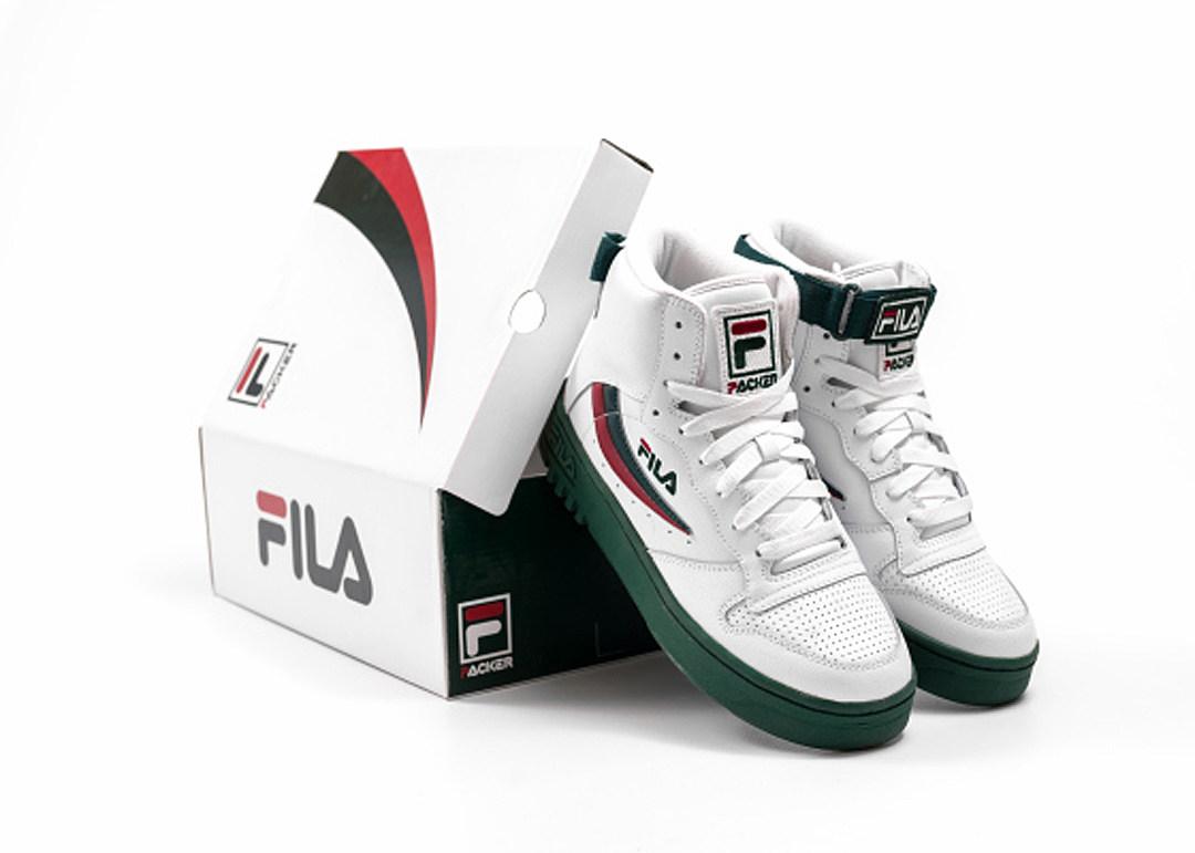 45b75e4a9609 Packer Shoes x Fila FX-100  The OG