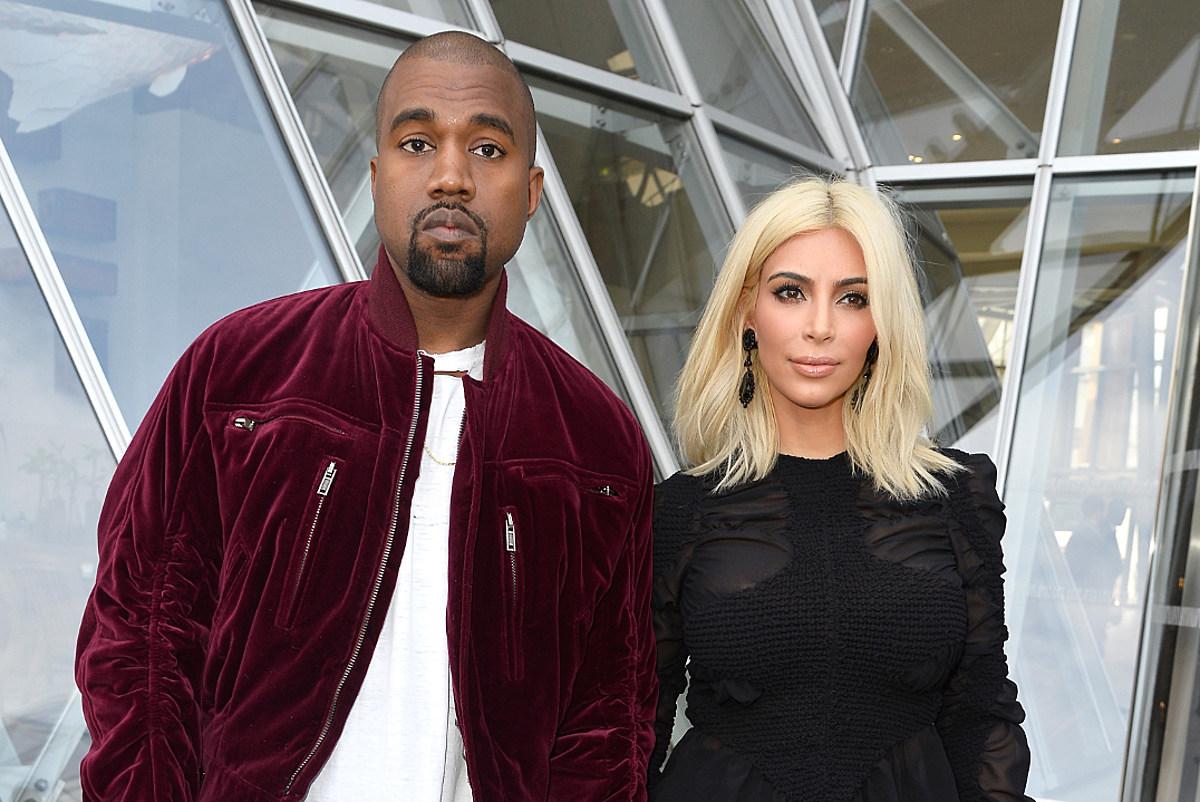 Kanye West tweets naked pics of Kim Kardashian, who finds