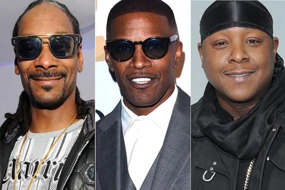 Songs of the Week: Snoop Dogg, Jamie Foxx and the Lox