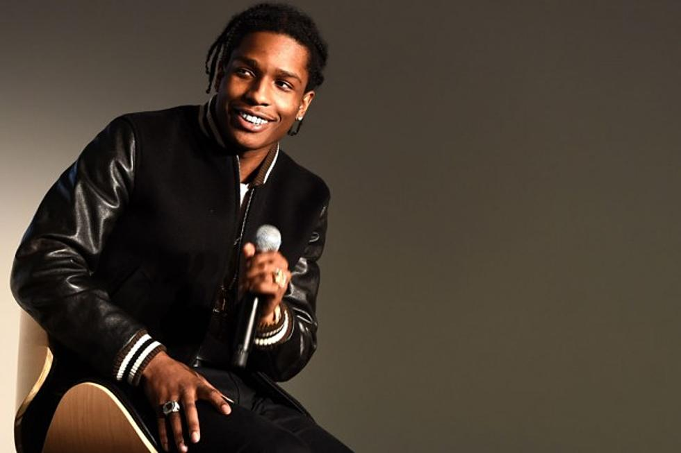 10 A$AP Rocky Songs That Made You a Fan