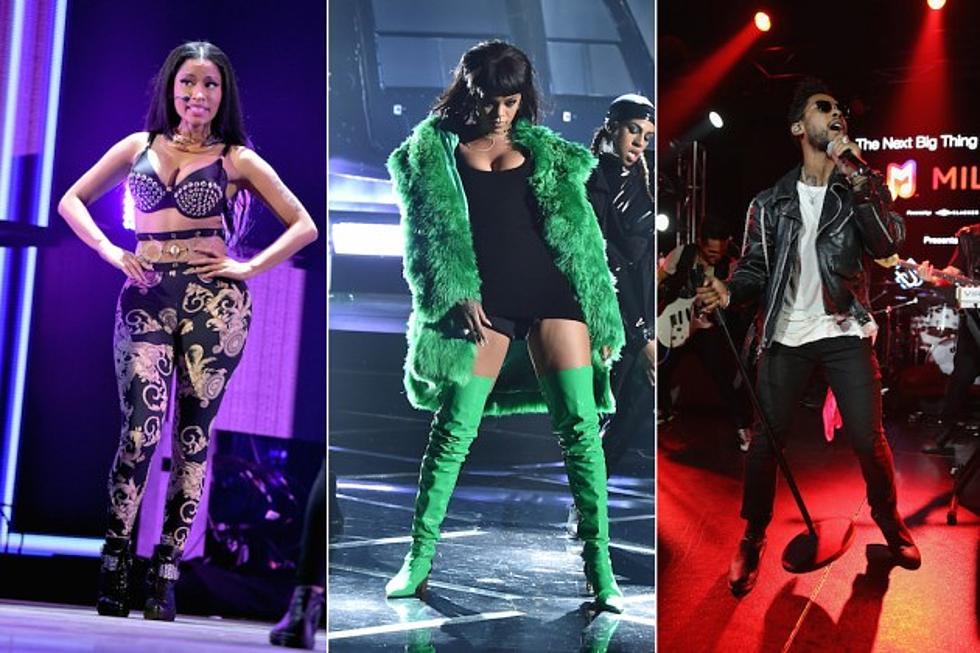 10 Songs Guaranteed to Rule Summer 2015