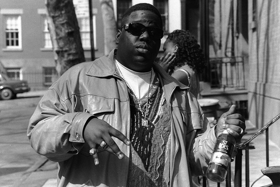 Notorious B I G  to Posthumously Receive Founders Award at 2017