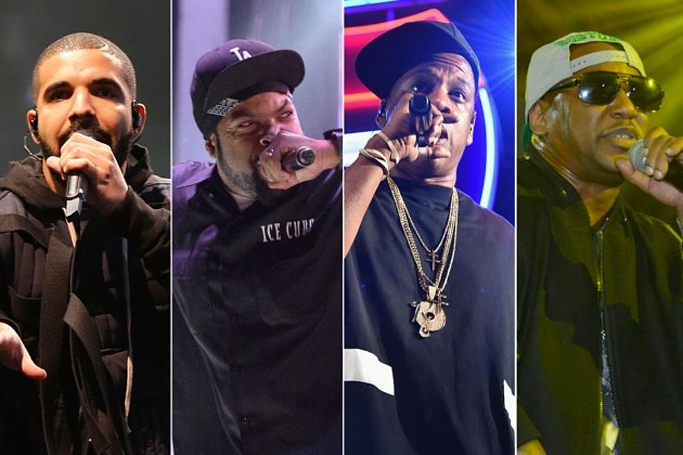 10 Hip-Hop Songs You Probably Didn't Know Were Written by