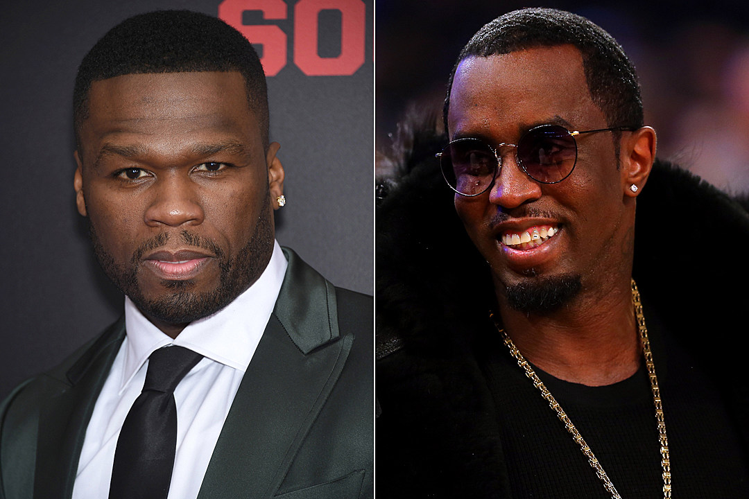 50 Cent Throws Shade at Diddy and Trashes Donald Trump [VIDEO]