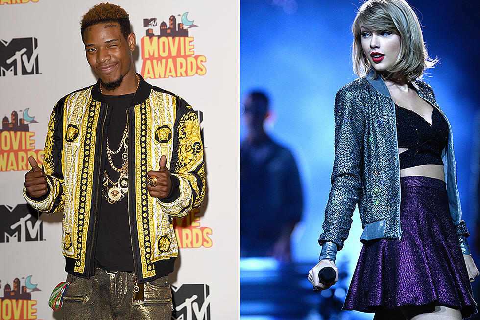 Fetty Wap Performs 'Trap Queen' With Taylor Swift at Seattle