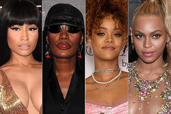 Grace Jones Takes Aim At Rihanna Nicki Minaj Amp Beyonce In