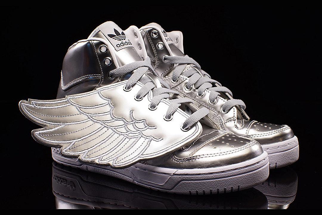 Jeremy Scott x Adidas JS Wings Liquid