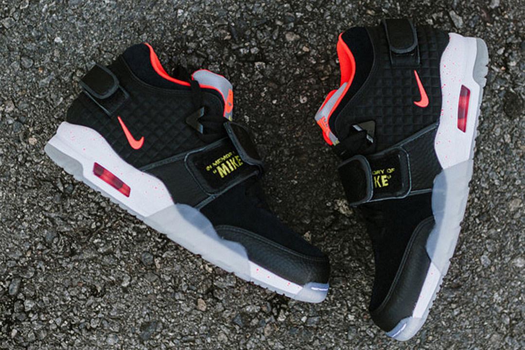 Nike Air Trainer Cruz Black Crimson 598bf868f