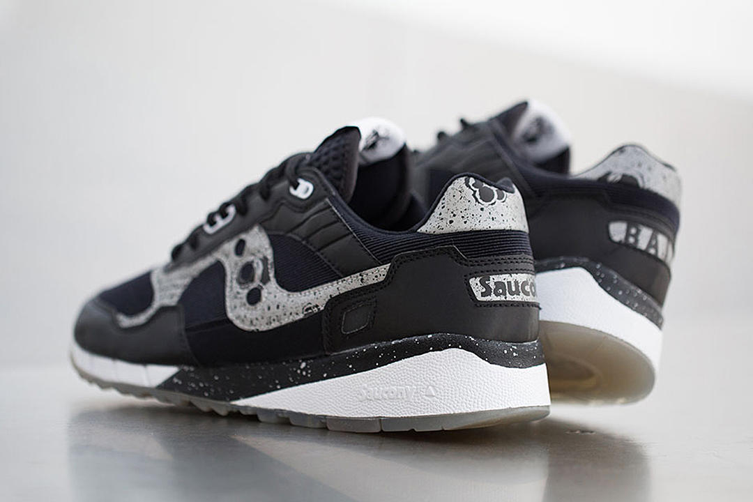new style 7facd 56c0a Bait x Saucony Shadow 5500 Cruel World 6  Giant Leaps