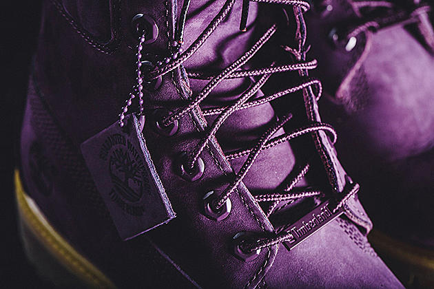 outlet store 574a7 c8f4f VILLA x Timberland 6-Inch Boot Purple Diamond