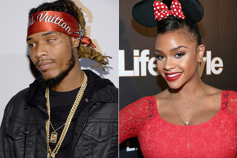 Fetty Wap Is a Dad, Masika Kalysha Gives Birth to Baby Girl