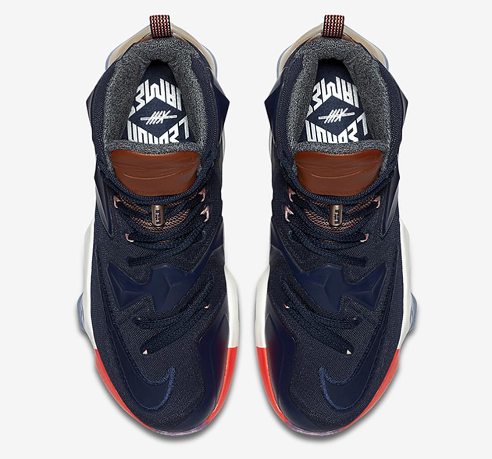 meet c5c14 6fea0 Nike LeBron 13 LuxBron