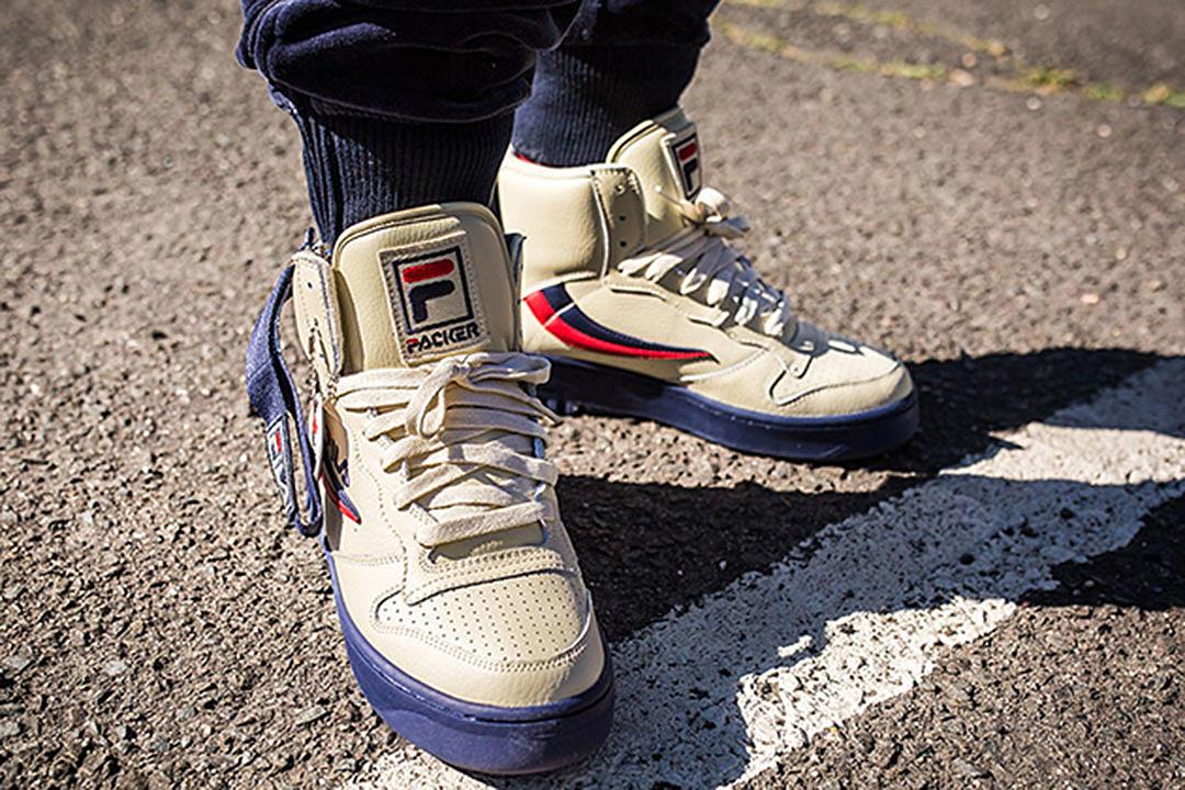 3e524af1df0d Packer Shoes x Fila FX-100  OG Cream