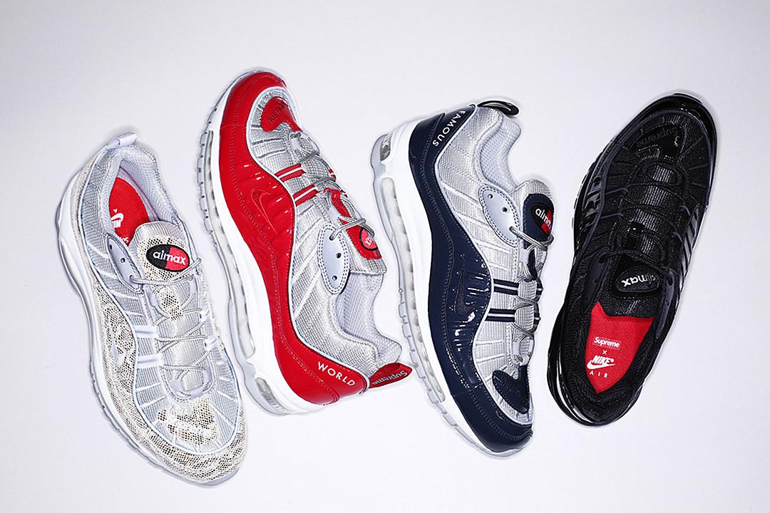 Supreme x Nike Air Max 90 Release Info