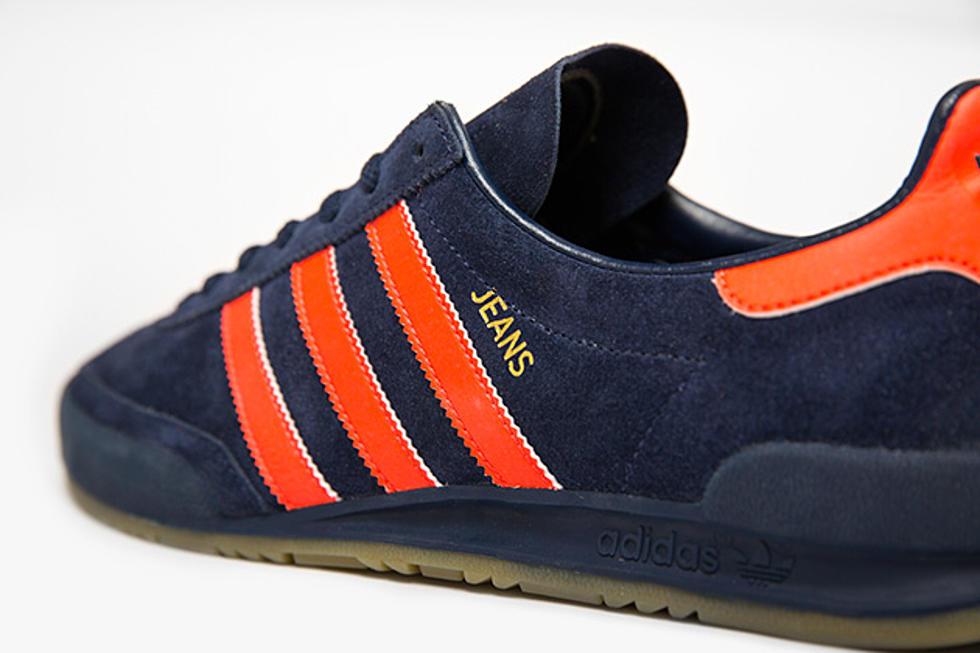 Anémona de mar chatarra esférico  Adidas Originals Archive Jeans MK II