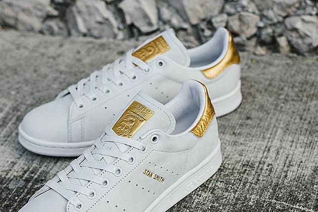 adidas stan smith 999 white gold