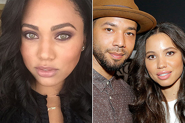 ayesha curry  jussie smollett and jurnee smollett get