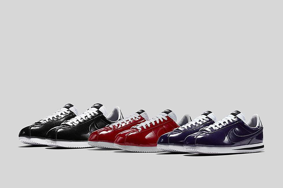 size 40 2e225 6216b Nike Cortez Premium Patent Leather