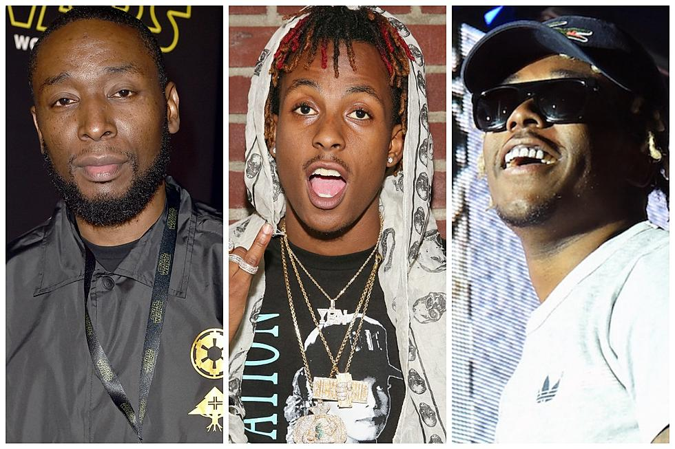9th Wonder Defends Lil Uzi Vert and Lil Yachty: 'Give Kids