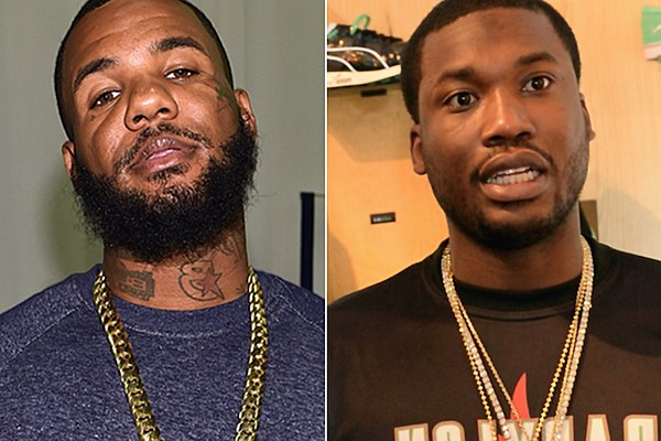 The Game Launches Another Tirade Against Meek Mill After ...