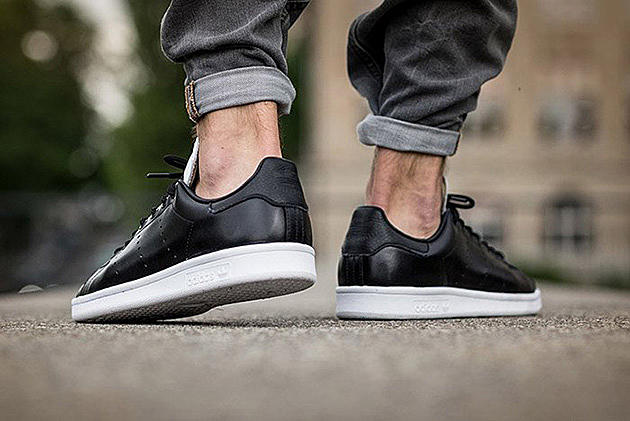 The adidas Stan Smith Core Black is available now at select retailers  including Titolo. adidas 7de3d28fb