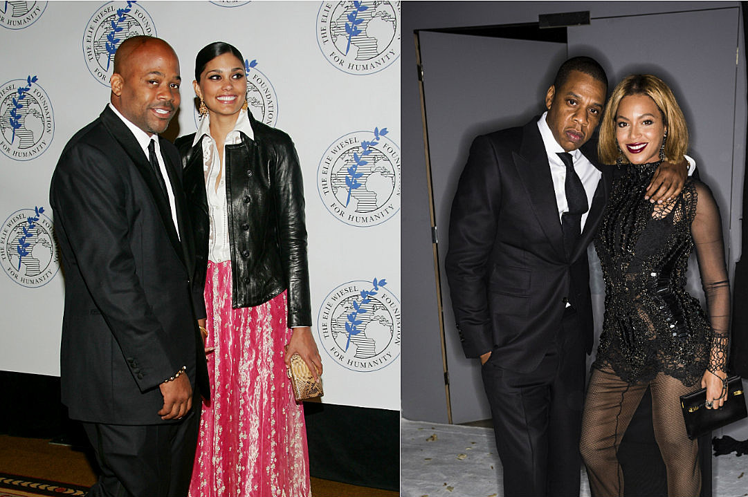 Damon Dash's Ex-Wife Rachel Roy Calls Police Due to Ugly Custody