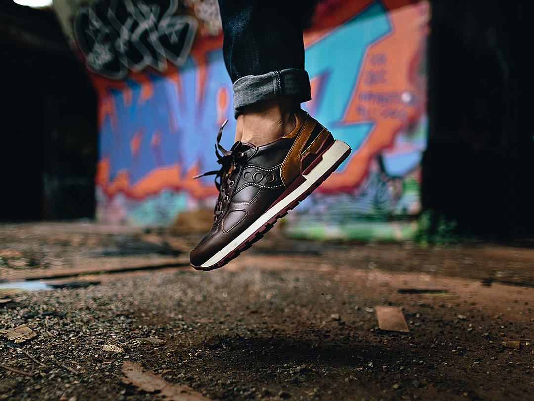another chance 767dc 6c1a4 Wolverine x Saucony Shadow Original