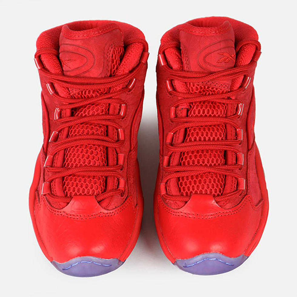 14204fa381b9 Teyana Taylor x Reebok Question Red October Release Date