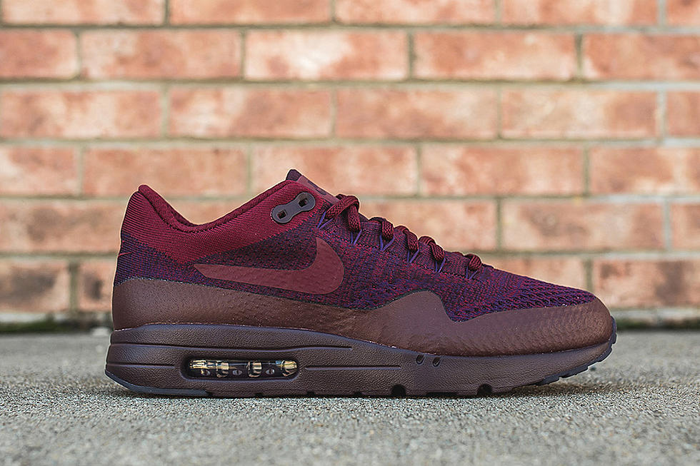 delicate colors vast selection new lower prices Nike Air Max 1 Ultra Flyknit Grand Purple