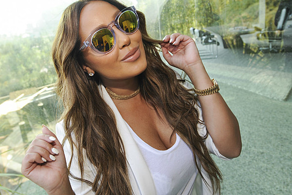 adrienne bailon talks marriage  her new partnership with