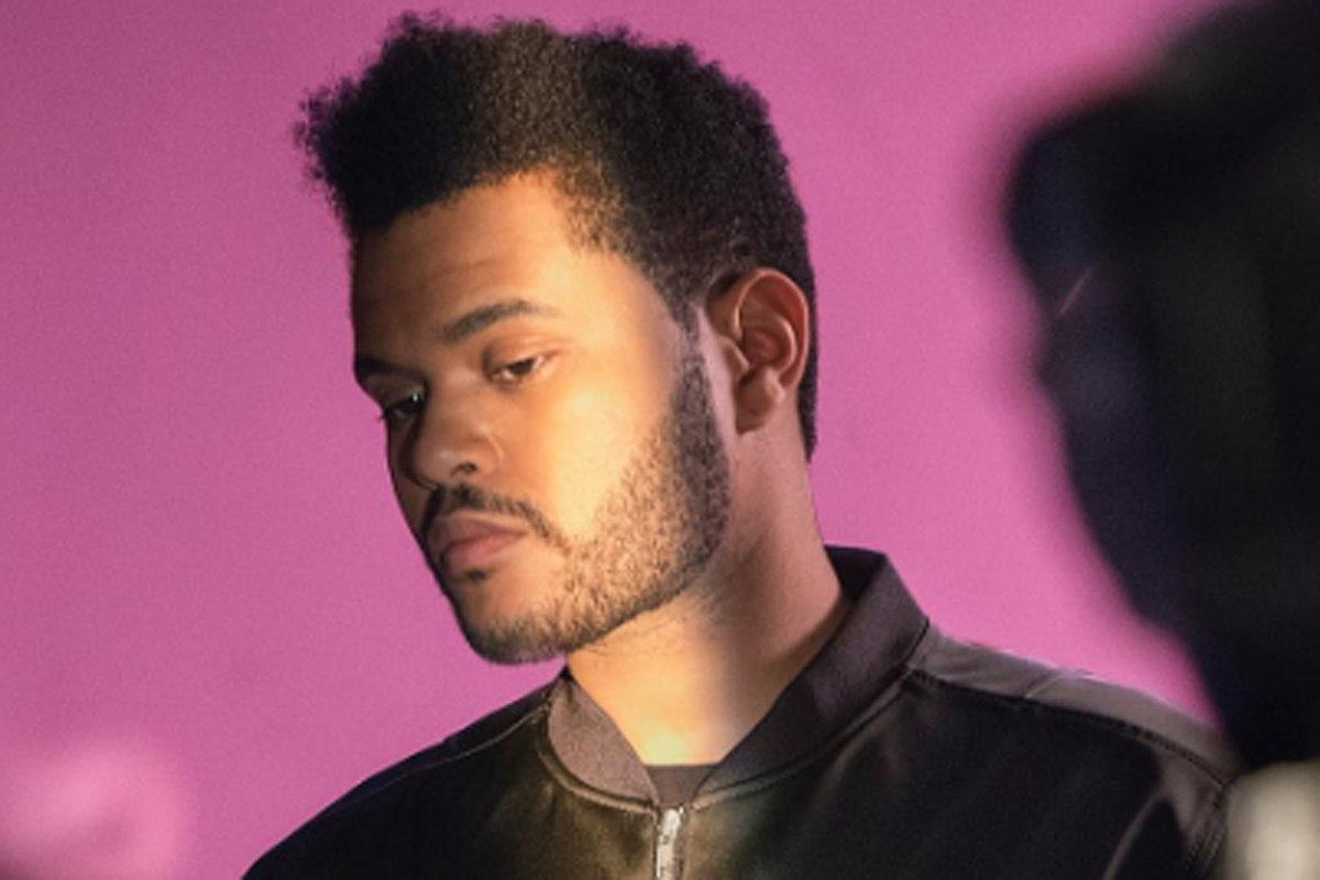 The Weeknd Will Be the Face of H&M's ...