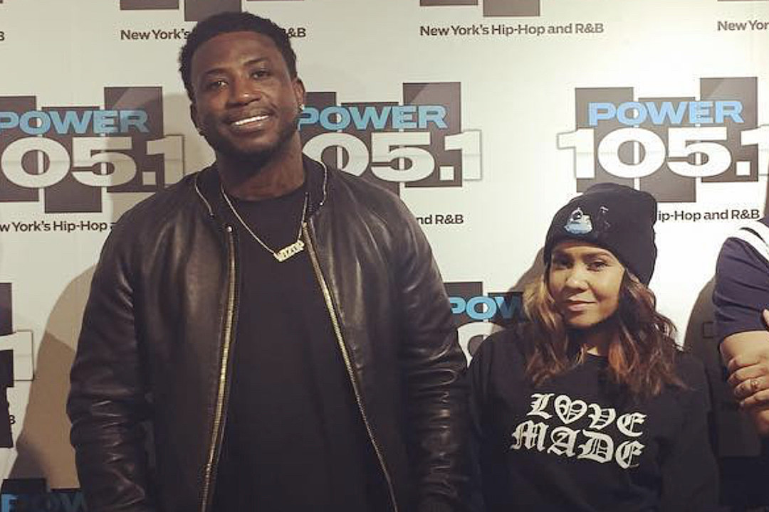 Angela Yee Denies Gucci Mane s Claims After He Put Her on Blast on  The  Breakfast Club   VIDEO  bc71dfff5b7
