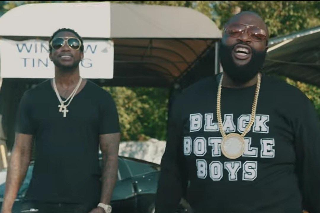 5a0b466a560 Rick Ross, Gucci Mane and 2 Chainz 'Buy Back the Block' in New Video [WATCH]