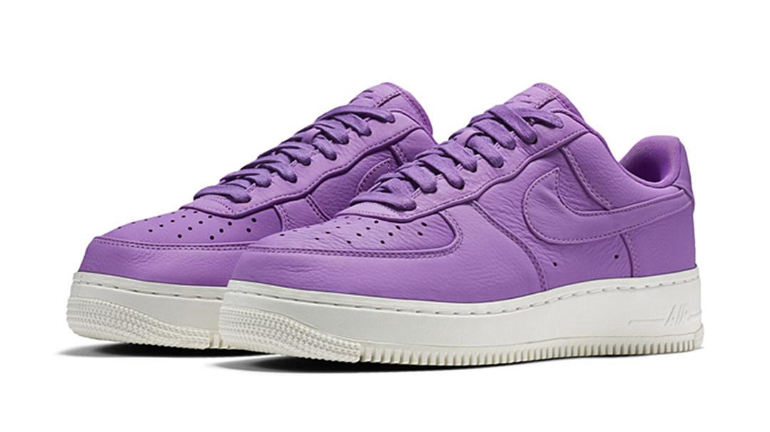 66bfdd3a2d48e Sneakerhead  Nike Air Force 1 Purple Stardust